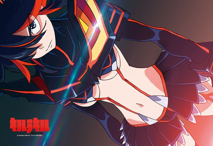 Ryuuko-Matoi-Kill-la-Kill-wallpaper-700x479 Top 10 Sexiest Female Uniforms in Anime [Updated Recommendations]