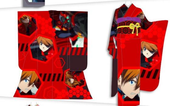evangelion-wallpaper-560x420 Real Evangelion Kimonos Announced!