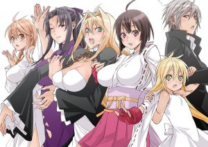 Top 10 Sekirei Character Abilities
