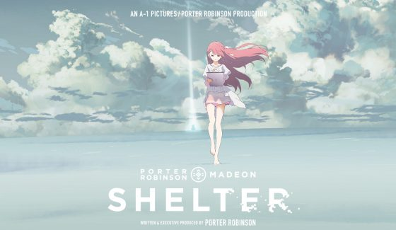 Shelter-560x325 Porter Robinson's Shelter Gets Short Anime, Blows Fans Away - Watch it Here!