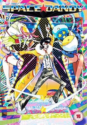 Space Dandy dvd