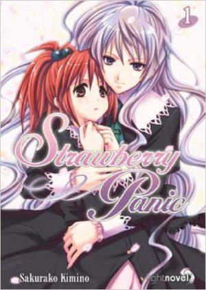 strawberry-panic-manga