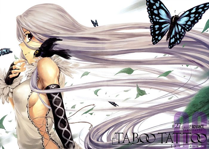 Taboo Tattoo wallpaper
