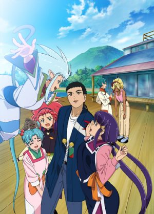 Tenchi-Muyo-Ryououki-Wallpaper-505x500 Top 10 Anime with Spirit Animals as Sidekicks [Best Recommendations]