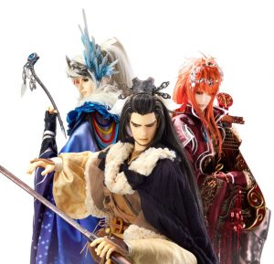 bee-surprised1 Fighting Chinese Dolls Project Thunderbolt Fantasy Announces Sequel & New Project!