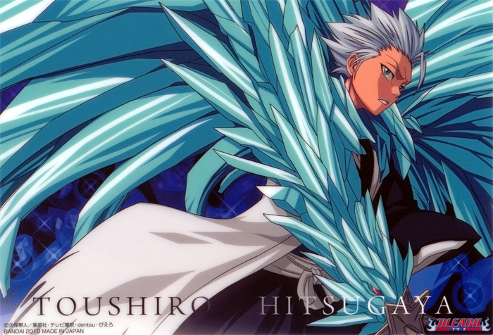 Toushirou-Hitsugaya-Bleach Toushiro Hitsugaya is the BEST Captain in Bleach. Here's Why!