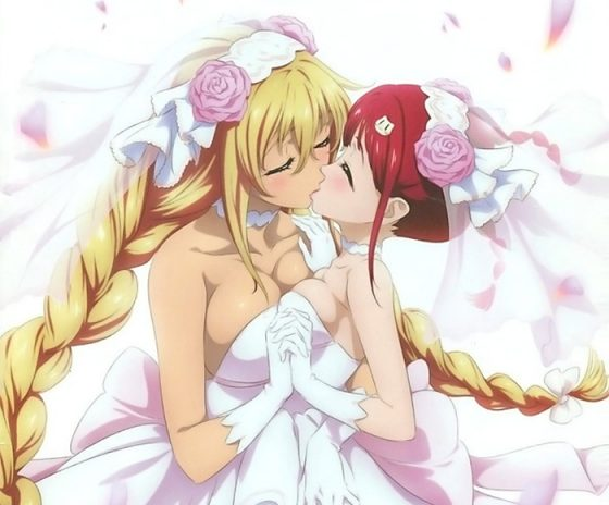 Yuri-kuma-Arashi-capture-Wallpaper-700x394 Top 10 Yuri Ecchi Anime [Updated Best Recommendations]