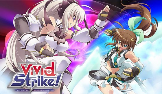 ViVid Strike wallpaper