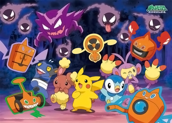 Wallpaper-Pokemon-2 Top 5 Normal Pokemon in Sun and Moon
