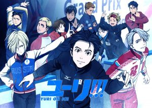 Yuuri-Katsuki-Yuri-on-Ice-wallpaper-3 #1 Anime of 2016, Yuri!!! On ICE, Announces Sequel Anime Movie!