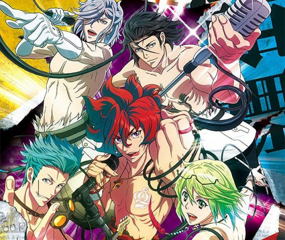Laughing-Under-the-Clouds-Donten-ni-Warau-wallpaper-625x500 Top 10 Supernatural Historical Anime [Best Recommendations]