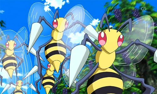 image-gallery-top-first-500x500 Hachimemashou! - Bees in Japanese Culture & Our Favorite Anime Bee Characters