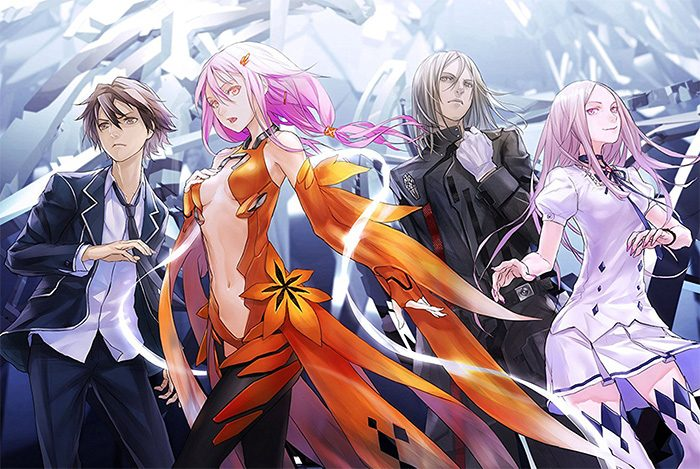 guilty-crown-wallpaper-700x469 Top 10 Most Lethal Anime Viruses [Best Recommendations]