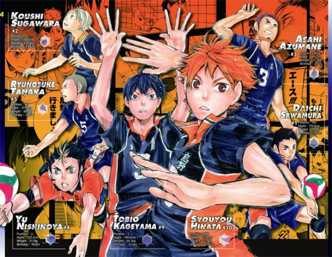haikyuu-wallpaper-645x500 Top 10 Manga Debuted in North America 2016 [Best Recommendations]