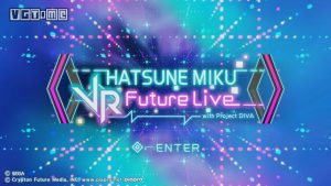 PS VR Hatsune Miku VR Future Live Sequel Announced