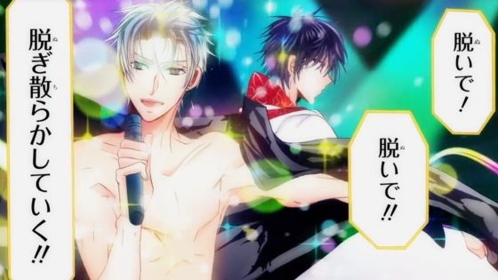 idol-d-t-i--560x315 Male Idol Stripping Manga Starts Serialisation, PV Released