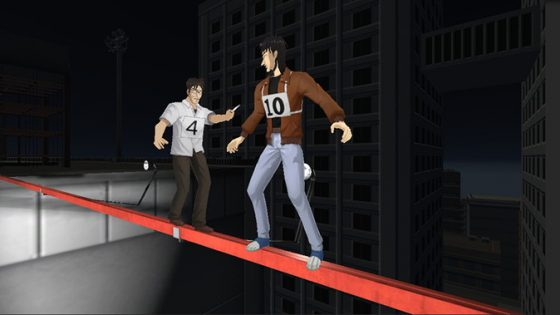 kaiji-vr-560x314 Tobaku Mokushiroku Kaiji VR Announced for PS VR This Winter