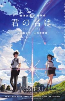 kimi-no-na-wa-225x350 Kimi no Na Wa To Be Top 5 in Anime History?