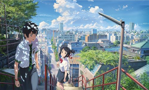 6 Anime Like Kimi No Na Wa Your Name Recommendations