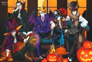 Dirty-Pair-OVA-Wallpaper Top 10 Halloween Scenes in Anime [Updated]