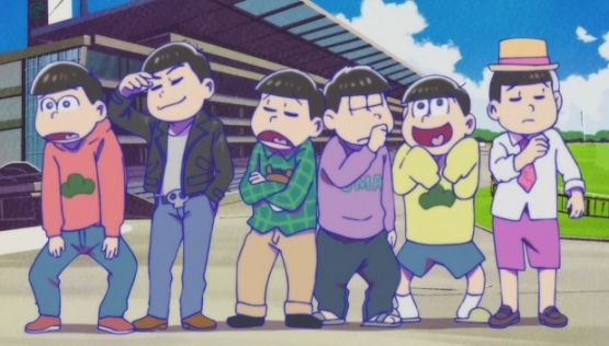 osomatsusan Osomatsu-san New TV Special Will Be Aired This December!