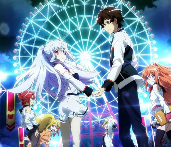 plastic memories wallpaper