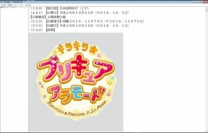precure-ala-mode-1-889x500 New Precure Series Title Trademark Filed
