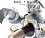 Taboo Tattoo Review -  Cool Tattoos, Superpowers and a Yuri Queen!