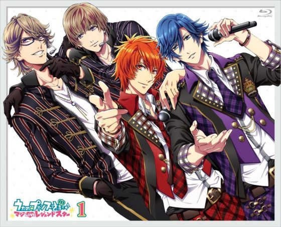 Magic-Kyun-Renaissance-dvd-300x436 Bishounen & Male Idol Anime for Fall 2016 - Artistic Magical Boys, Cute Boys in Hawaii and Time-Traveling Hotties. Good Time to Be a Fujoshi!
