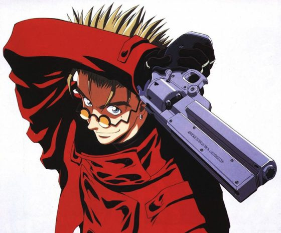 vash the stampede Trigun wallpaper