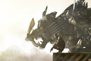 Zoids New Project Turns Out To Be Disappointing