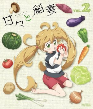 amaama-to-inazuma-wallpaper-500x500 [Anime Culture Monday] What Constitutes a Food / Cooking Anime [Definition, Meaning]