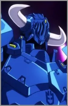 Blue Knight Accel World
