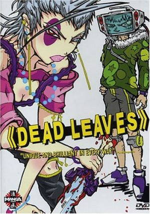 Dead Leaves dvd