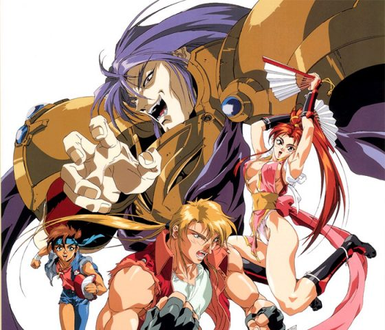 fatal-fury-2-the-new-battle-wallpaper