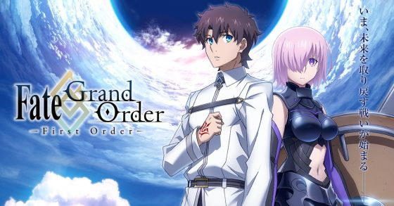 FateGrand-Order-‐First-Order--560x293 Fate/Grand Order Anime Announced!