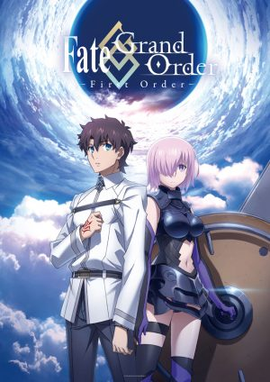 FateGrand-Order-355x500 Aniplex of America Announces Fate Grand Order -First Order- Coming to Blu-ray