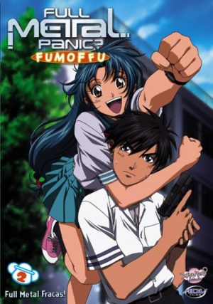 Full Metal Panic Fumoffu dvd