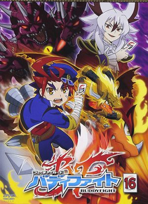 future-card-buddyfight-dvd
