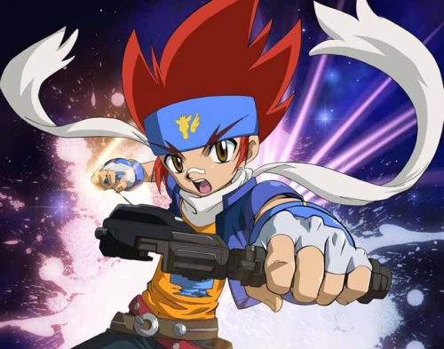 Ginga Hagane Metal Fight Beyblade wallpaper 3