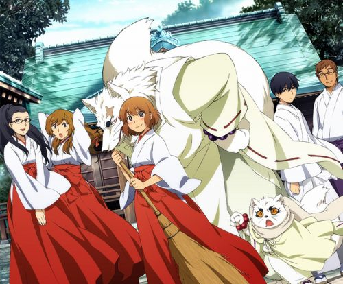 Top 10 Kitsune Anime List Best Recommendations