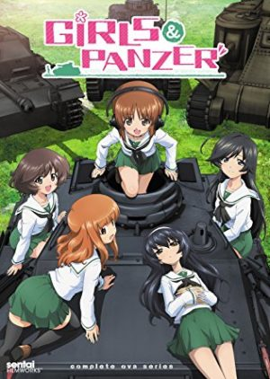 6 Anime Like Girls und Panzer [Recommendations]