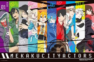 Top 10 Mekakushi Dan Members in Mekakucity Actors