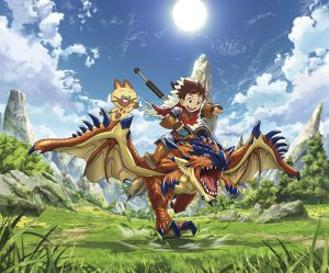6 Animes parecidos a Monster Hunter Stories: Ride On