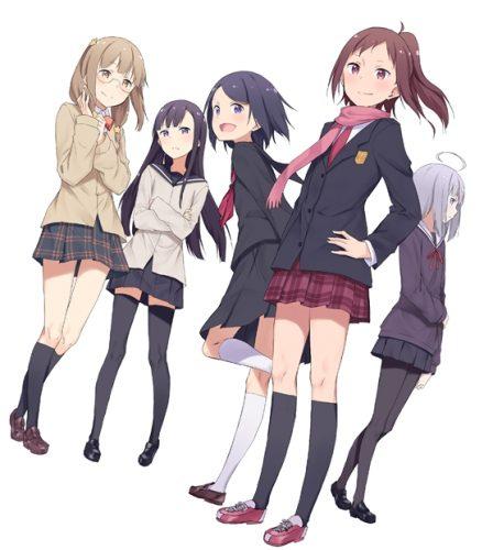 Pop-in-Q-Reverse-manga-448x500 Original Anime Pop in Q Gets Manga