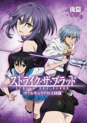 Strike-the-Blood-wallpaper-700x500 Top 10 Magic OVAs [Best Recommendations]
