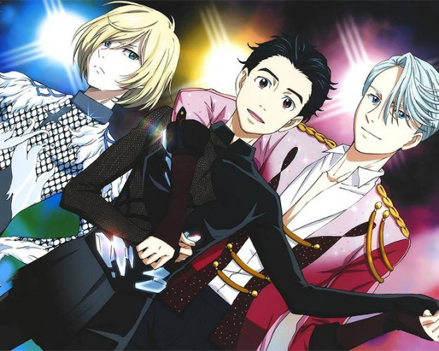 Yuri-on-ICE-wallpaper-1-625x500 [Fujoshi Friday] Top 5 Shippable Couples in Yuri!! On Ice