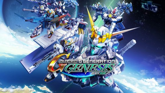 gundam-generation-g-genesis-560x315 Weekly Game Ranking Chart [12/01/2016]