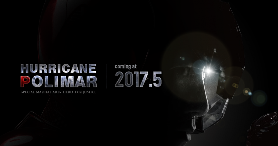 hurricane-polymer-live-action-333x500 Hurricane Polymer Live Action Film Announced