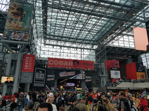 nycc-2016-500x375 New York Comic Con 2016 - Post-Show Field Report